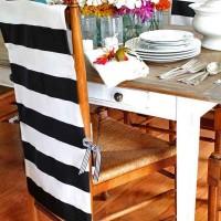 чехлы для стульев на кухню фото 18