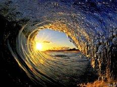 Жизнь,словно море.