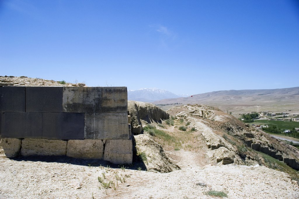 Загадки крепости Чавуш-тепе