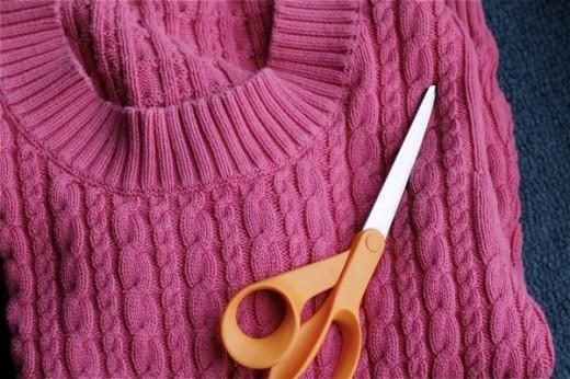 Мои старые свитера больше не увидят мусорного ведра… я научилась делать из них шедевр! и вас научу, мастер класс…