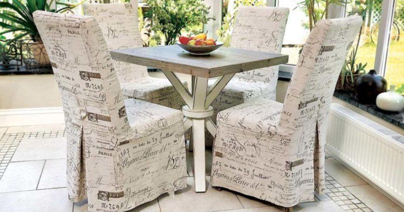 Они никогда не выйдут из моды: 6 завораживающих фото идей для стульев