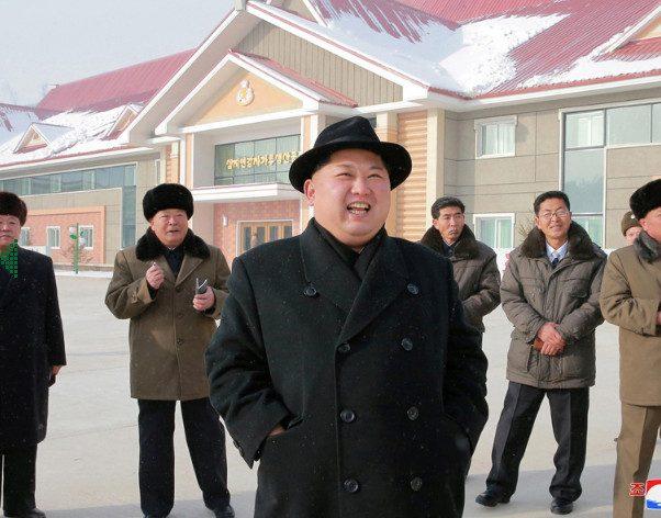 Южная Корея выделила деньги на устранение Ким Чен Ына