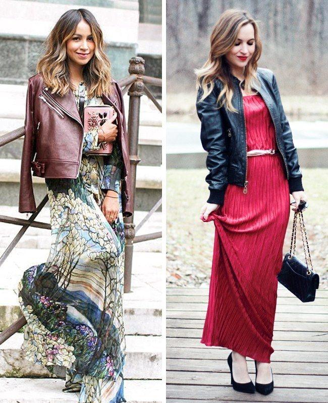 Как носить изумительно женственные длинные платья и чувствовать себя уверенно и красиво