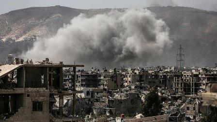Euronews: сирийская армия отвоевала два пригорода Дамаска