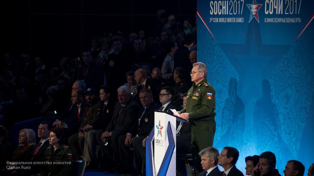 Шойгу исключил термин «показной полк» из лексикона ВС РФ