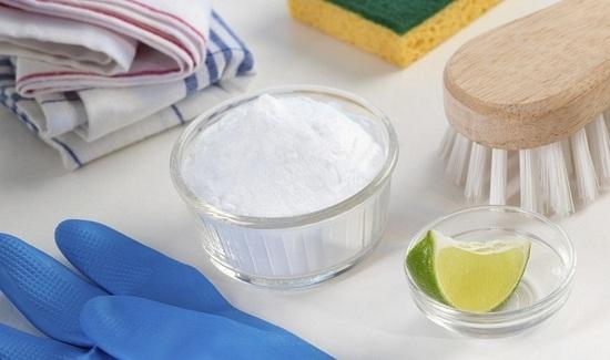 Что и как можно чистить солью
