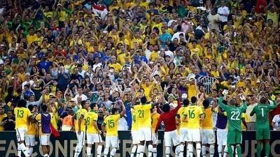 Бразилия победила в Кубке ко…