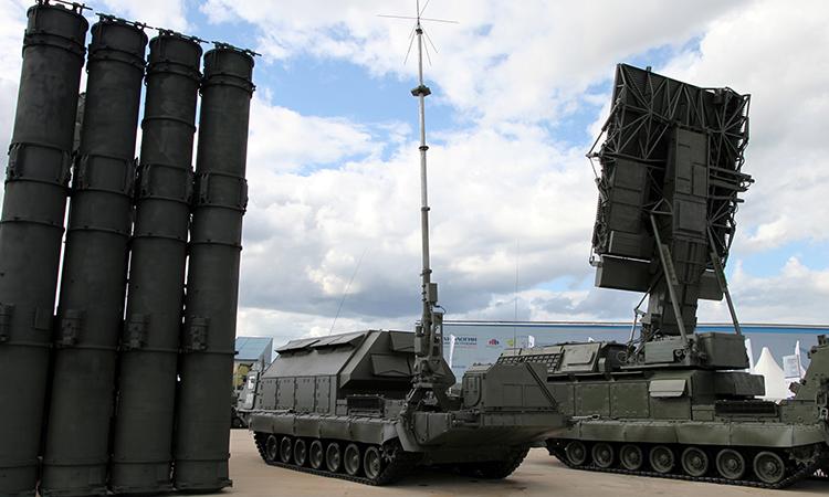 """На """"Армии-2017"""" впервые покажут С-500"""