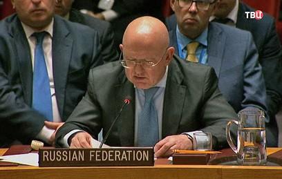 Россия призвала коалицию США начать восстановление Ракки