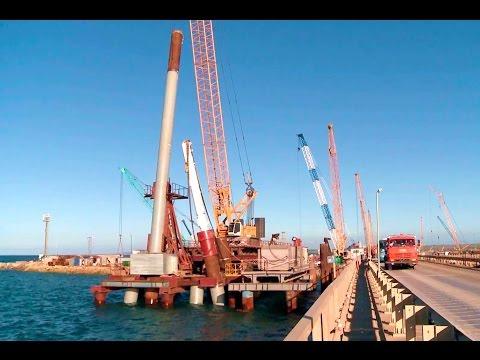 Каждый россиянин сделал вклад в строительство Керченского моста