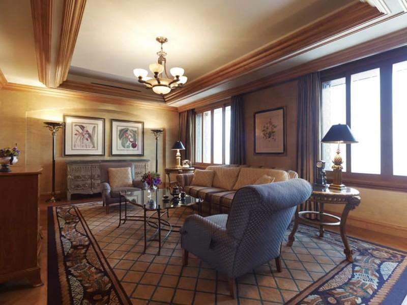 15 самых дорогих номеров в отелях мира