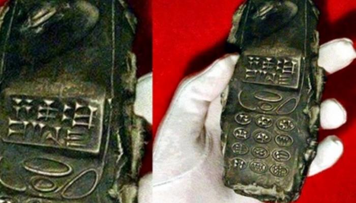 В Средневековье были мобильники?