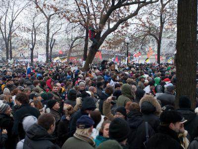 «Революционный» экстаз российских либералов…