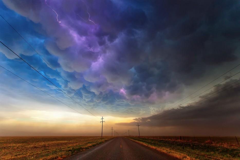 Thunderstorms27 35 belas fotos que demonstram o poder ea beleza dos elementos