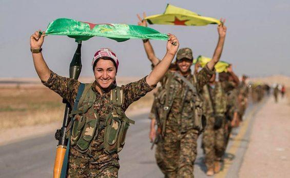 Безнадёжная авантюра курдов.
