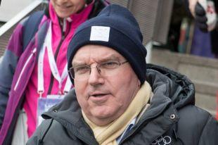 Бах хочет получить у WADA данные расследования по России