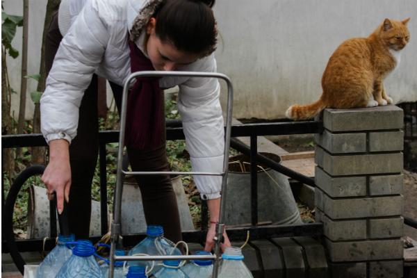 Пить хочется: на Украине кончилась питьевая вода первого класса