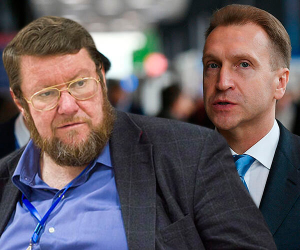 Сатановский: коррупция и семья за границей — признак российского чиновника. Нужны перемены