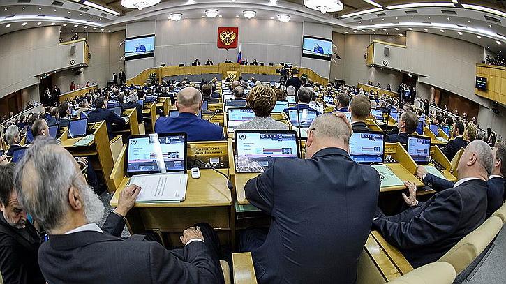 Россия ушла из ПАСЕ. На очер…