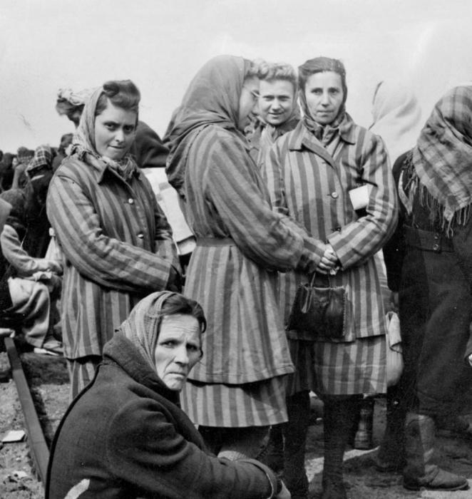 Советские военнопленные.
