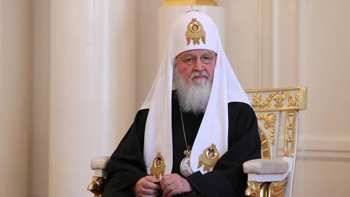 Патриарх сравнил с язычниками тех, кто путем аборта приносит детей в жертву благополучию