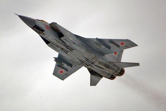 Авиация ВКС России проверяет систему ПВО Южного военного округа
