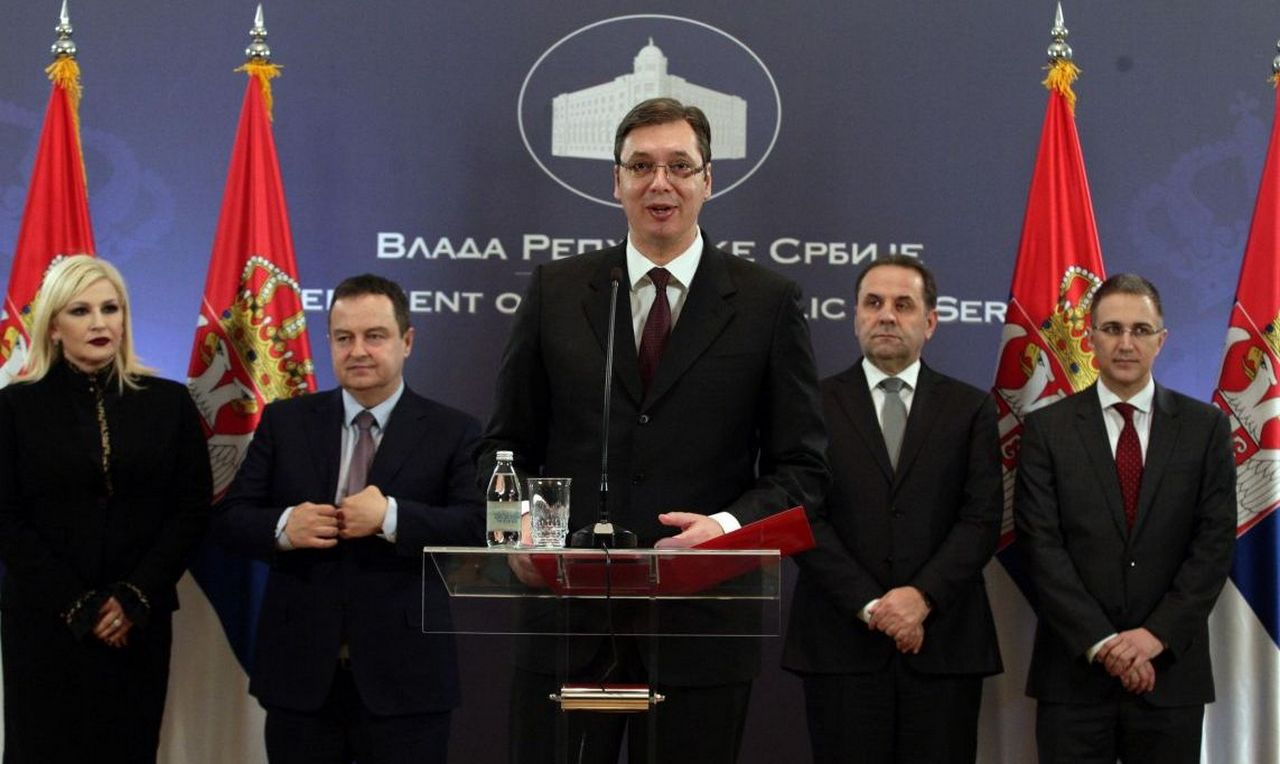 Сербия: Вучич выиграл – Рос…