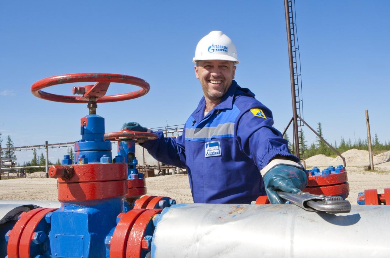 Европа  на «газовом поводке» у России