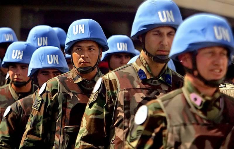 Битва на полях ООН: займут ли миротворцы границу Донбасса и РФ?