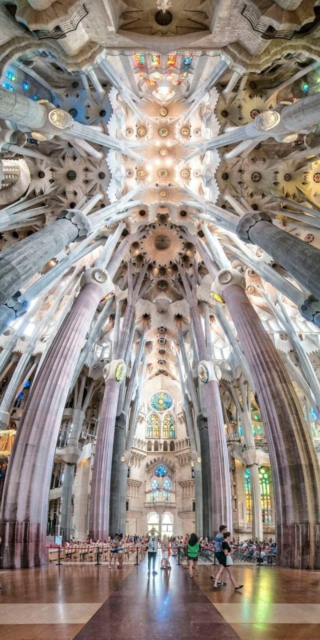 Дизайнер придумал технику фотосъемки, раскрывающую всю красоту архитектурных шедевров архитектура, вертикальная панорама, завораживающе, красиво, красота, необычная техника съемки, снимки, фотография