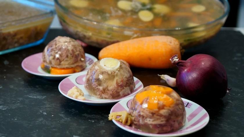Домашний холодец: жемчужина среди мясных рецептов