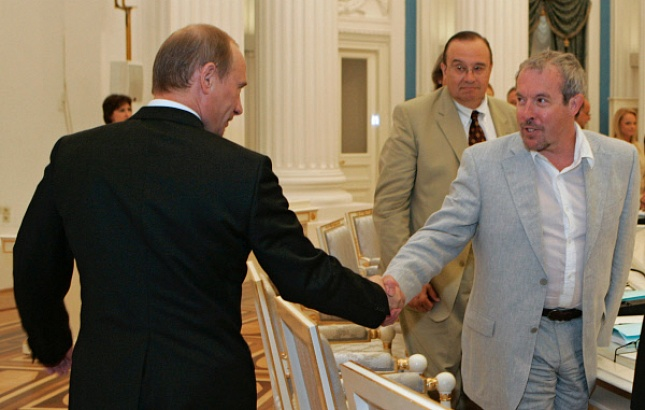 Андрей Макаревич не смог поздравить Владимира Путина