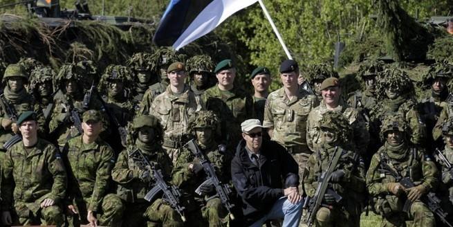 Не числом, а умением: 70 эстонцев готовятся отразить атаку России