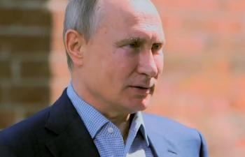Путин поблагодарил Финляндию за сохранение святынь с Валаама