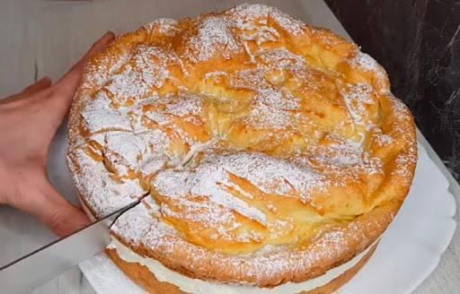 Безумно вкусный и простой в приготовлении! ЗАВАРНОЙ торт КАРПАТКА