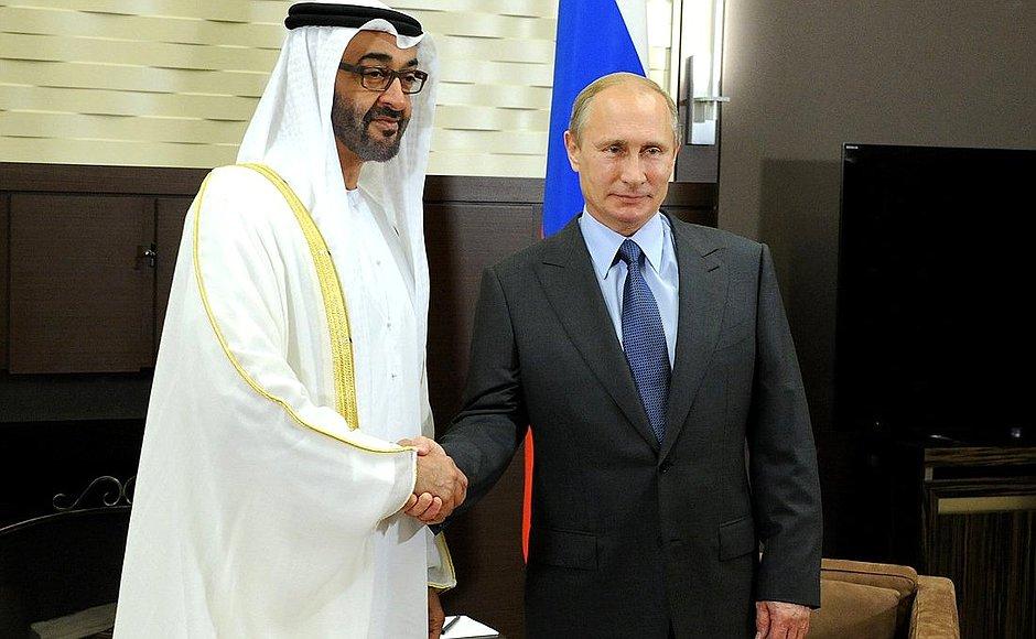 Владимир Путин и наследный п…