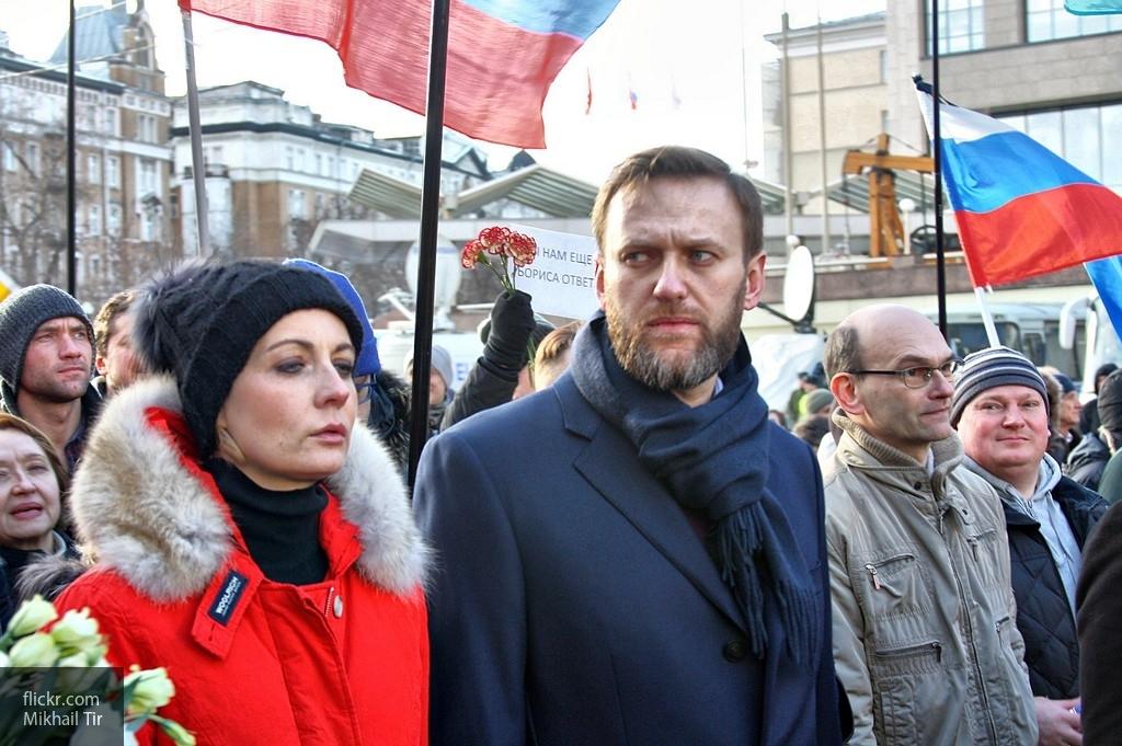 Суд оштрафовал Навального на 20 тысяч рублей за незаконный митинг
