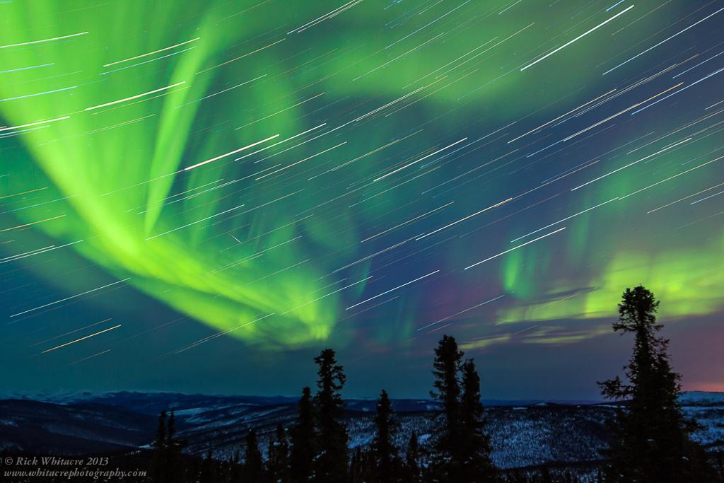 Красота ночного неба