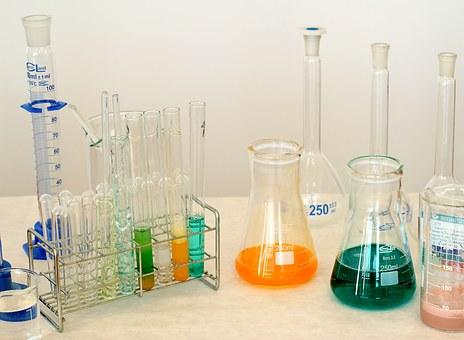 Лаборатория, Химия, Химическая