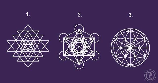 Выберите геометрическую фигуру, чтобы узнать, какой ритуал вам больше поможет