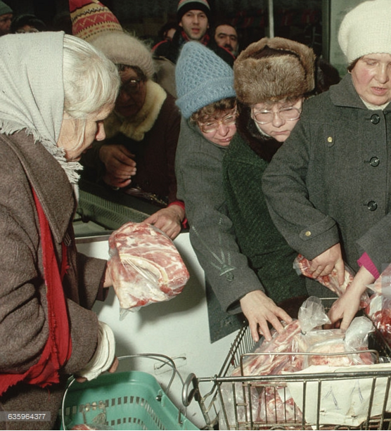 Привычки рождённые в СССР, от которых нужно избавляться. ИМХО!