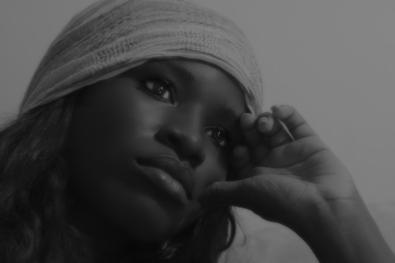 Жена из Мозамбика