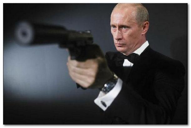 Любовь и ненависть Владимира Путина
