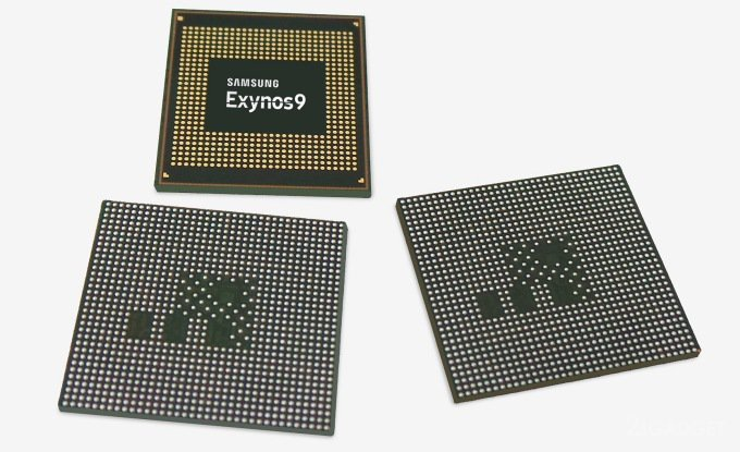 Samsung представил процессор Exynos 9810 для Galaxy S9
