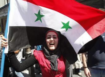 9 июня 2017 года закончилась гражданская война в Сирии!
