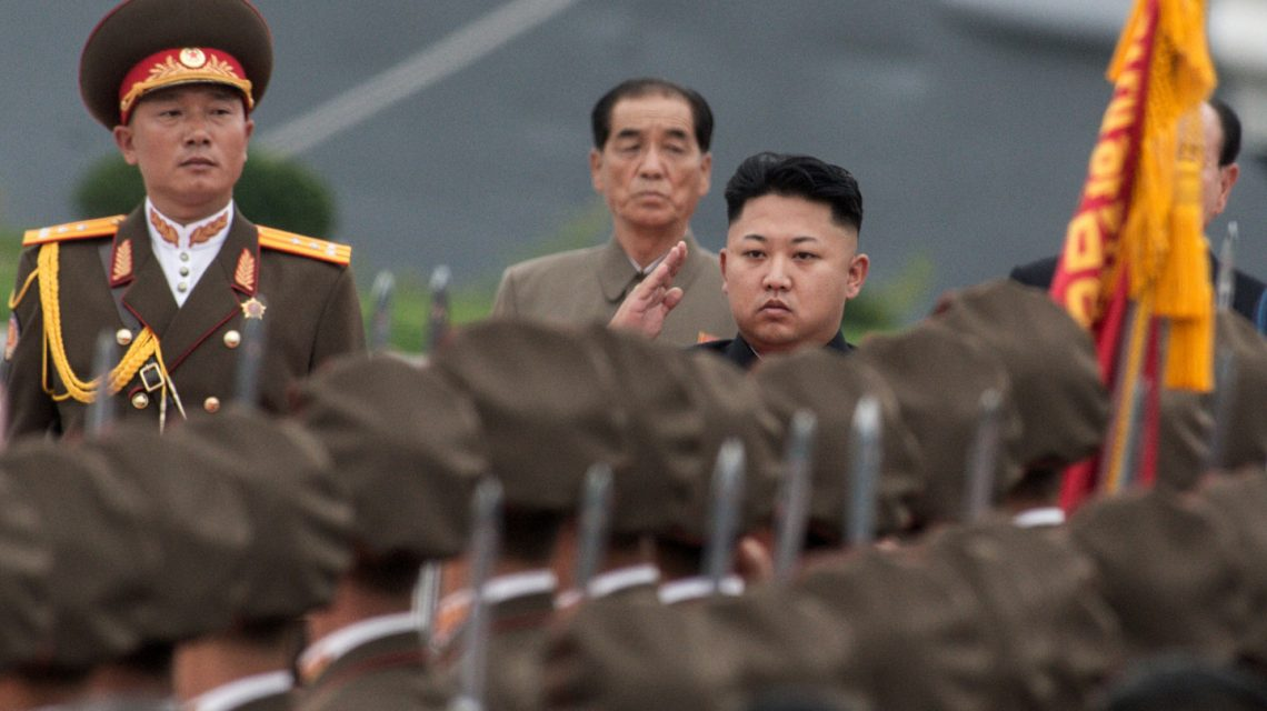В США заговорили о войне с КНДР