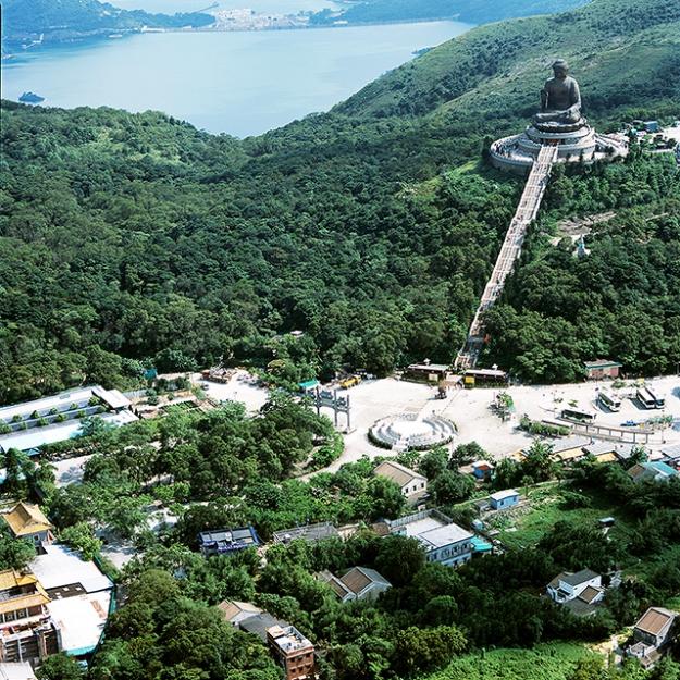 Там, где Восток встречается с Западом: путешествие в Гонконг