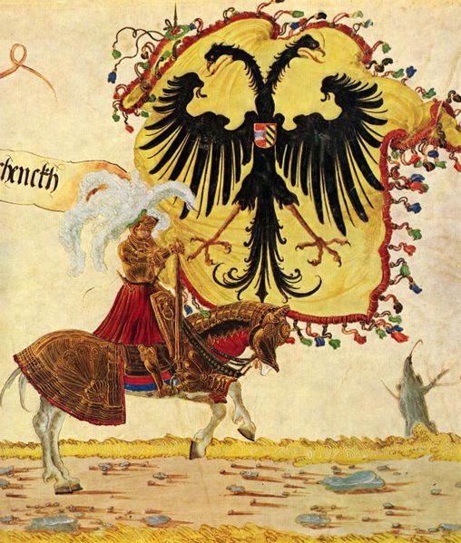 Откуда на Русь залетел двуглавый орел?