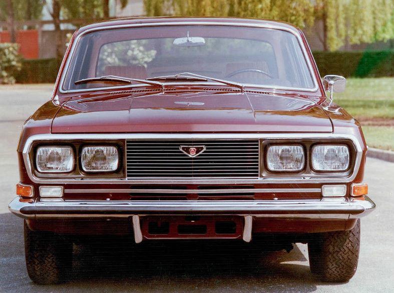 ГАЗ-24 Волга от FIAT СССР, экспорт