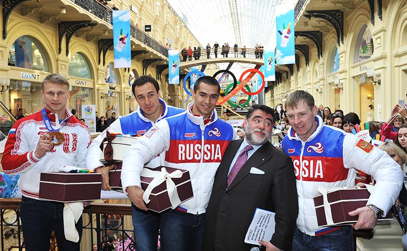 Месть России за унижение: Bosco разденет МОК